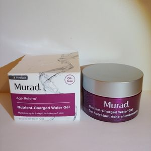 Murad Nutrient Charged Water Gel 1.7 oz New